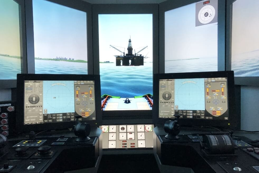 Dynamic positioning advanced course